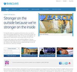 Wordpress custom plugin development for Barclays Bank